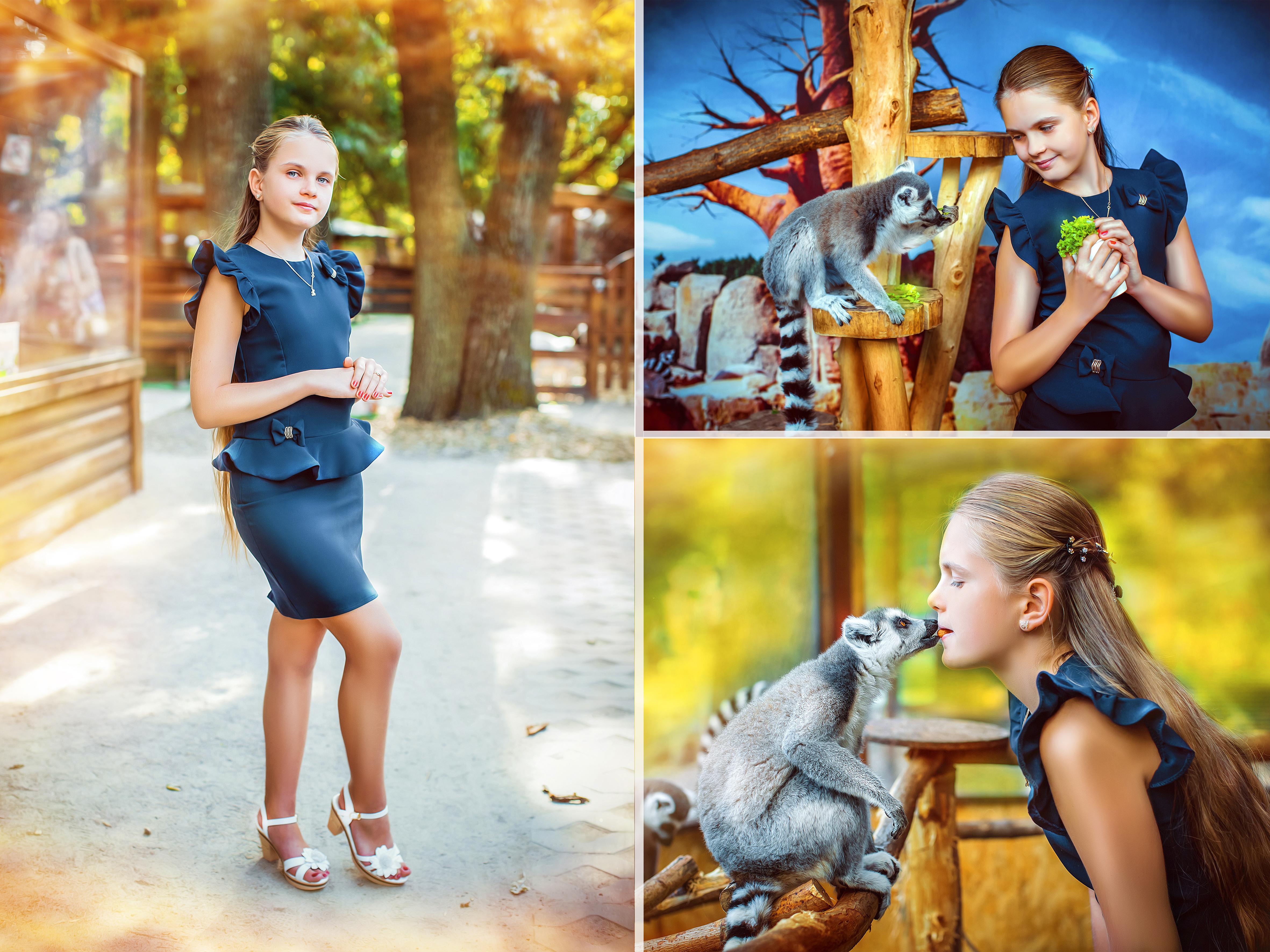 Анимал Парк контактный зоопарк